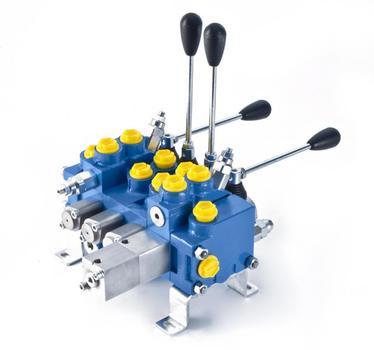 Гидрораспределители секционные BLB Hydraulic