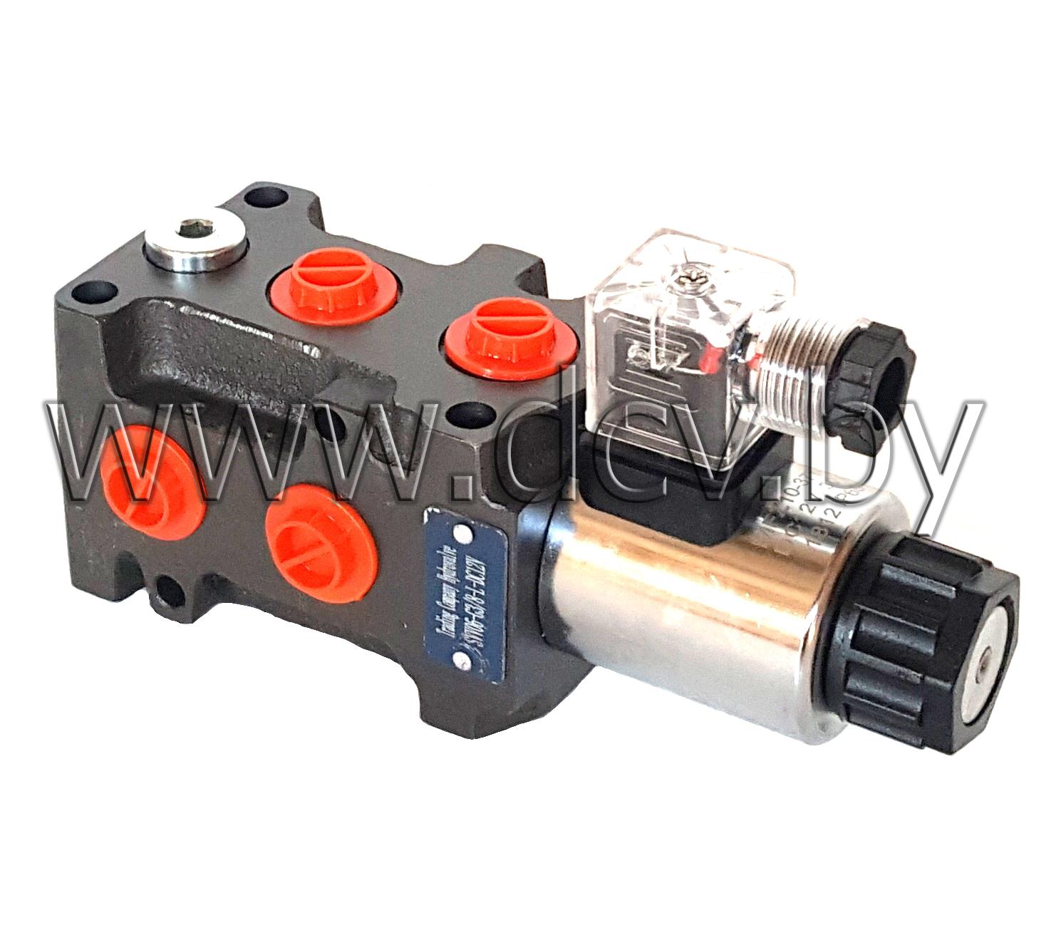 Купить дивертор электромагнитный DVS6-6/2 в Минске