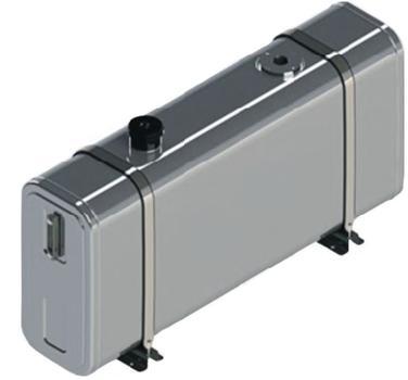 Бак гидравлический 650х320 (монтаж за кабиной)
