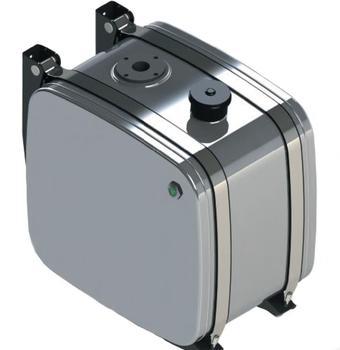 Бак гидравлический алюминиевый (V=200 литров)
