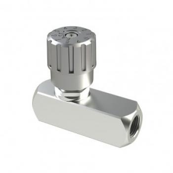 Дроссель с обратным клапаном STU100 (G1; 150л/мин; 400бар)