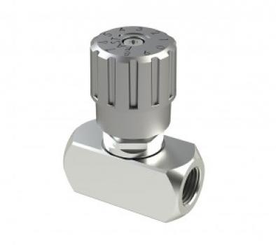 Дроссель STB180 (G1/8; 10л/мин; 400бар)