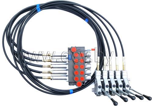 Гидрораспределитель 5P40F-OT-RZ-AB-G3-8-PT-G1-2