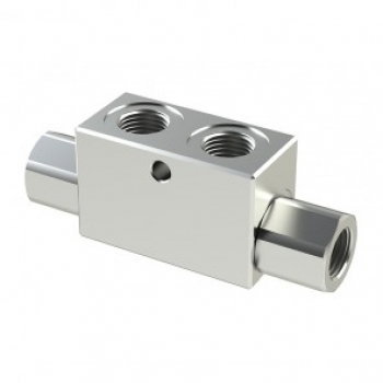 Гидрозамок VRDE380 (G3/8; 40л/мин; 320бар)