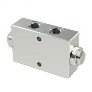 Гидрозамок VRDL380 (G3/8; 40л/мин; 350бар)