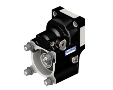 Коробка отбора мощности IVECO (для КПП - серии SPR)