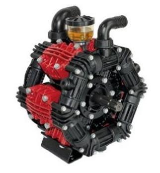 Мембранный насос ZETA 230/260/300