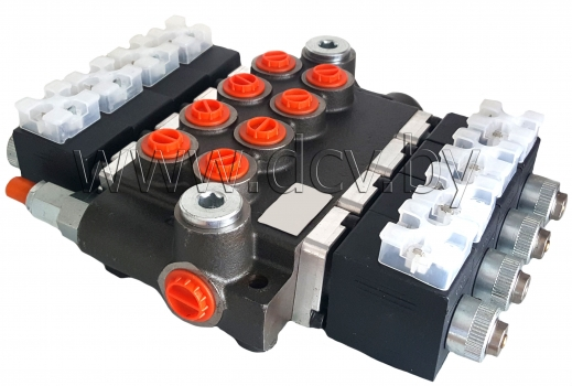 Распределитель с электроуправлением 24V