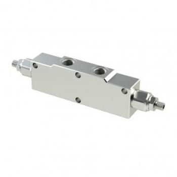 Тормозной (уравновешивающий) клапан VBCD120 (G1/2; 80л/мин; 350бар)