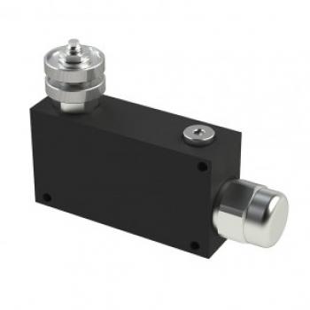 Трехлинейный регулятор потока VPP120 (90 л/мин; резьба G1/2)