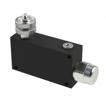 Трехлинейный регулятор потока VPP380 (50 л/мин; резьба G3/8)