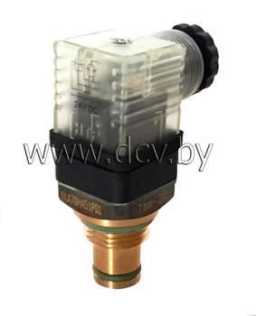 Визуально-электрический индикатор для напорных фильтров DLA70HA51P01