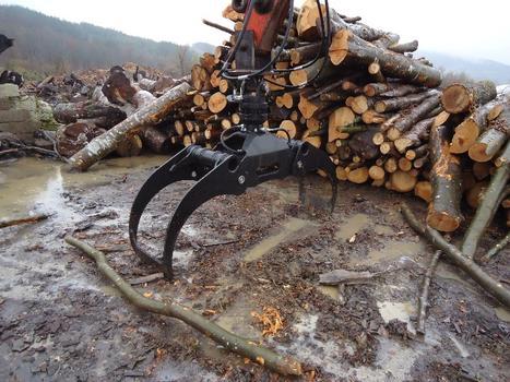 Захват для леса LG-036H