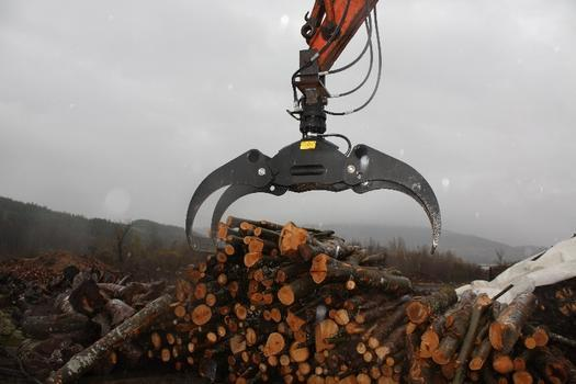 Захват для леса LG036