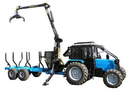 Гидравлика для манипуляторов на базе тракторов