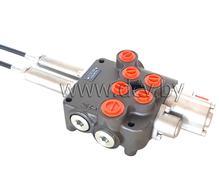 Гидрораспределитель 02P801L12A1G-CC (тросовое управление)