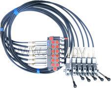 Гидрораспределитель 6P40F-OT-RZ-AB-G3-8-PT-G1-2