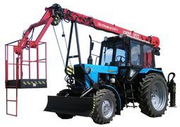 Гидрораспределители для подъемников монтажных на базе тракторов МТЗ