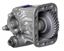 Коробка отбора мощности для КПП IVECO 2840.6