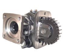 Коробка отбора мощности для КПП ЯМЗ 236/238 под насос ISO