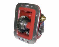 Коробка отбора мощности SCANIA (для КПП GRS 890, 900-920)