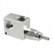 Предохранительный клапан VMDR40120 (G1/2; 45л/мин; 350бар)