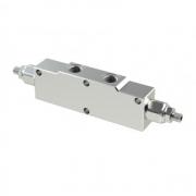 Тормозной (уравновешивающий) клапан VBCD380 (G3/8; 50л/мин; 350бар)